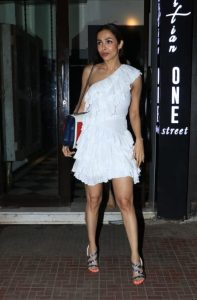 Malaika Arora slays in this white dress