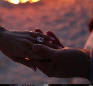 Jennifer Lopez got engaged to Alex Rodriguez