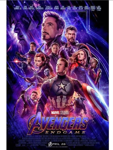 Avengers Endgame new teaser