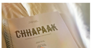 Deepika Padukone's first look in Chhapaak as Malti