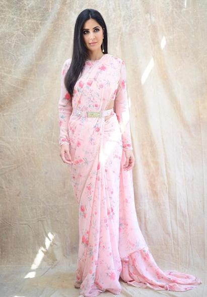 Katrina Kaif at the promotion of Bharat