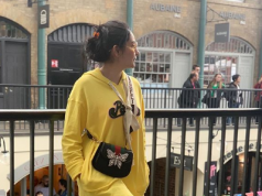 Maanayata Dutt takes fashion to a higher level