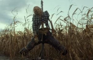Scary Stories to tell in the Dark trailer released