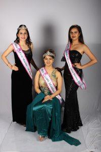 1 st Runner up – Kavita Choudhary 2 nd Runner up – Priyanka Goswami Winner – Bhumika Dewan