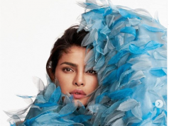Priyanka Chopra on this magazine cover looks amazing and can't take eyes of her