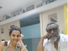 Taapsee Pannu joins Anubhav Sinha hands for another project post Mulk