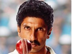 Transformation of Ranveer singh into Kapil dev for upcoming sports drama'83