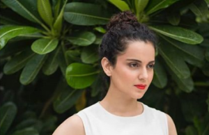 On the day of promotions of judgemental hai kya kangana ranaut gives us the elegant fashion looks