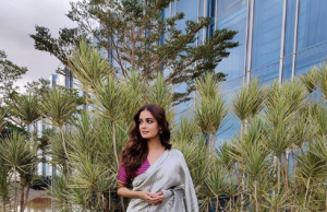 Dia mirza gives us the fashion elegance looks