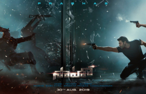 New poster of Saaho is out, Cast Shraddha kapoor And Prabhas