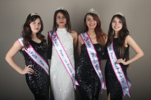 Miss Fabb Winner - Naina Sharma, Miss Fabb 1 st Runner up - Sharvi Sadafule, Miss Fabb 2 nd Runner up - Tie between Marlyn Culloden & Saummyata Bora
