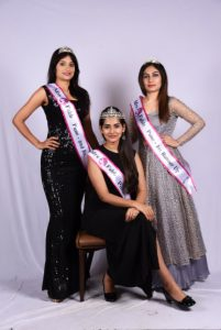 Mrs Fabb Winner - Apeksha Punde, Mrs Fabb 1 st Runner up – Arshi Ali, Mrs Fabb 2 nd Runner up - Ranjana Singh