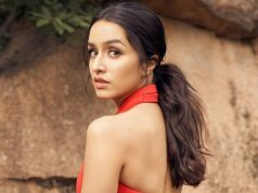 Shraddha Kapoor looks beautiful in this dress