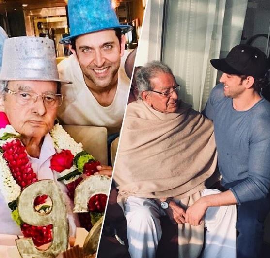 Veteran filmmaker and Hrithik Roshan's grandfather J Om Prakash dies at 92