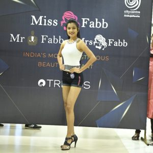 Miss Fabb Chhattisgarh 2019 auditions-Raipur gets a taste of glamour