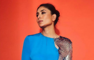 Kareena Kapoor Khan nails this sky blue outfit