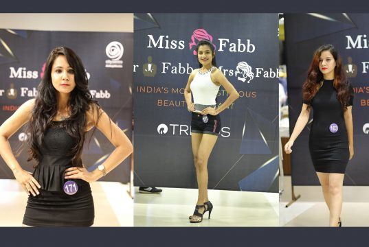 Miss, Mrs & Mr Fabb Chhattisgarh 2019 auditions-Raipur gets a taste of glamour