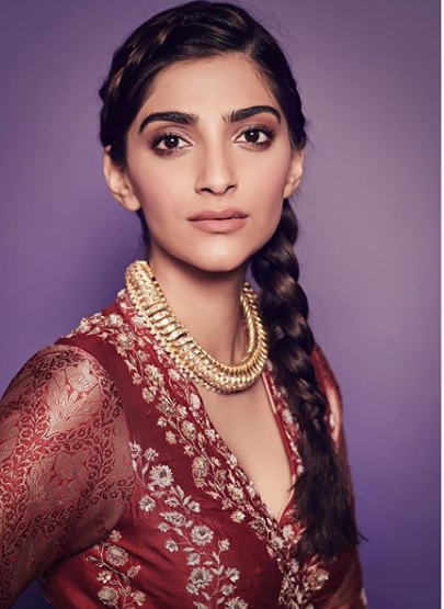Sonam Kapoor Ahuja nails another red outfit