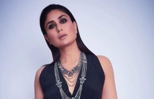 Kareena Kapoor Khan looks lovely in this black outfit