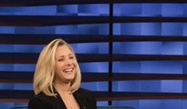 Lisa Kudrow recounts early years struggles