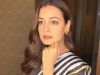 Dia Mirza stuns in this Raw Mango sari