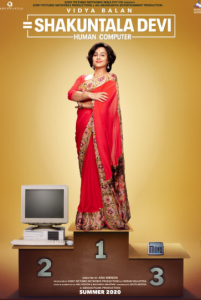 Vidya Balan starrer Shakuntala Devi teaser released