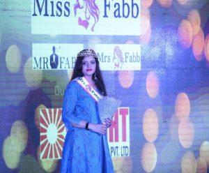 Mrs Fabb is Mrs Varsha Rai