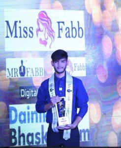 Mr Fabb is Ommi Chandrakar
