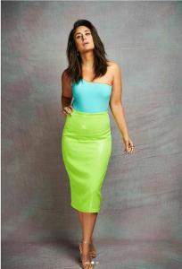 Kareena Kapoor Khan nails this neon dress