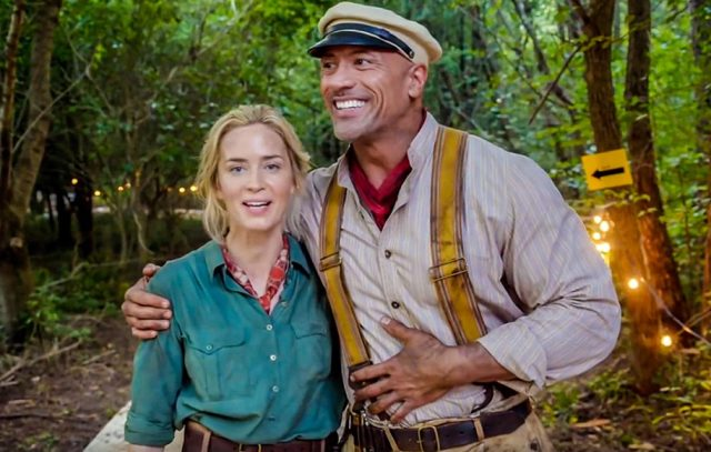 The official trailer of Disney's Jungle Cruise is out