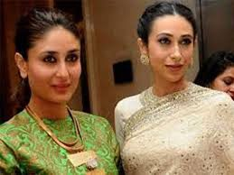 Kareena and Karishma Kapoor waiting for a perfect script to work together.