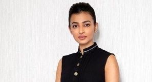 Radhika Apte Looks Elegant In This Indo-Western Look