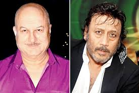 Jackie Shroff opens up about his philosophy of life, Anupam Kher shares video