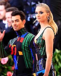 Sophie Turner Says She Has A Hard Time Keeping Her Husband Joe Jonas Under Lockdown