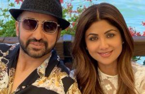 Shilpa Shetty and Raj Kundra ace the 'happy dance' challenge