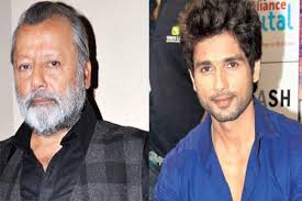 Sharing screen space with father still makes Shahid Kapoor nervous