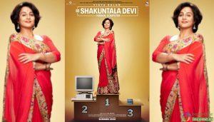 Shakuntala Devi starring Vidya Balan to release on Amazon Prime Video