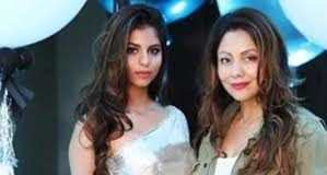 Suhana Khan is mad at Gauri Khan for this mushy reason