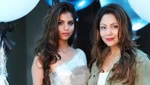 Suhana Khan is mad at Gauri Khan for this mushy reason