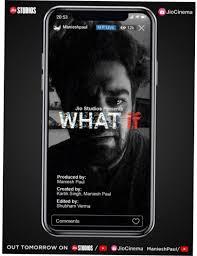Amitabh Bachchan praises Maniesh Paul for his short film What If