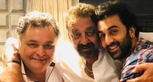 When Rishi Kapoor got teary eyed after watching the trailer of Ranbir Kapoor's Sanju; Watch viral video