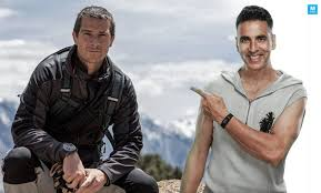 Akshay Kumar to feature in special episode of Into the Wild with Bear Grylls