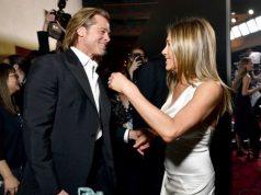 Brad Pitt and Jennifer Aniston reunite for a good cause