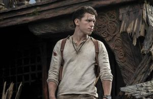 Tom Holland unveils his first look from Uncharted movie
