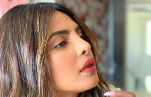 Priyanka Chopra Jonas shares a selfie from the sets of Text For You