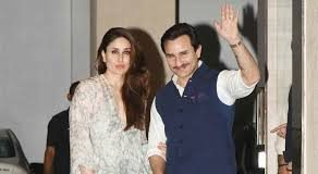 Kareena Kapoor Khan and Saif Ali Khan host friends and family on day 1 of 2021