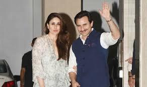 Kareena Kapoor Khan and Saif Ali Khan host friends and family on day 1 of 2021