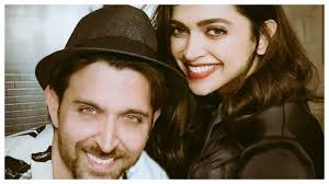 Are Hrithik Roshan and Deepika Padukone going to play Ram and Sita in an upcoming movie?