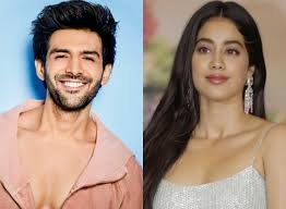 Janhvi Kapoor leaves a heart-emoticon on Kartik Aaryan's special Valentine Day post