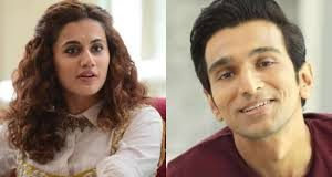 Taapsee Pannu Talks About Her Next With Pratik Gandhi